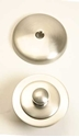 Picture of Universal satin nickel lift and turn-34861SN